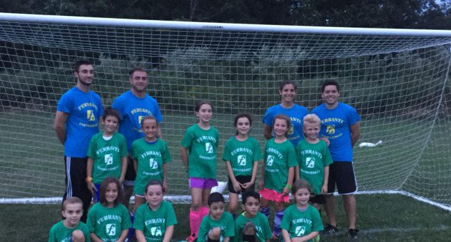 Intramural Soccer School
